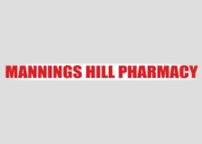 Mannings Hill Pharmacy logo