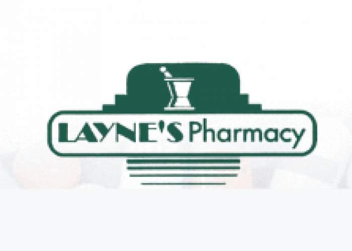 Layne's Pharmacy Ltd logo