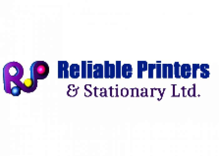 Reliable Printers & Stationery Ltd logo