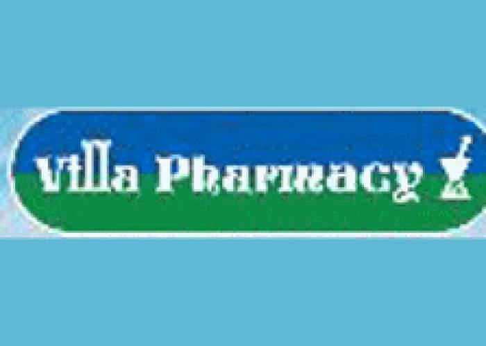 Villa Pharmacy logo