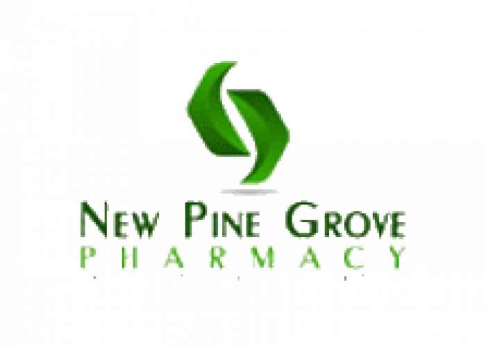 New Pine Grove Pharmacy logo