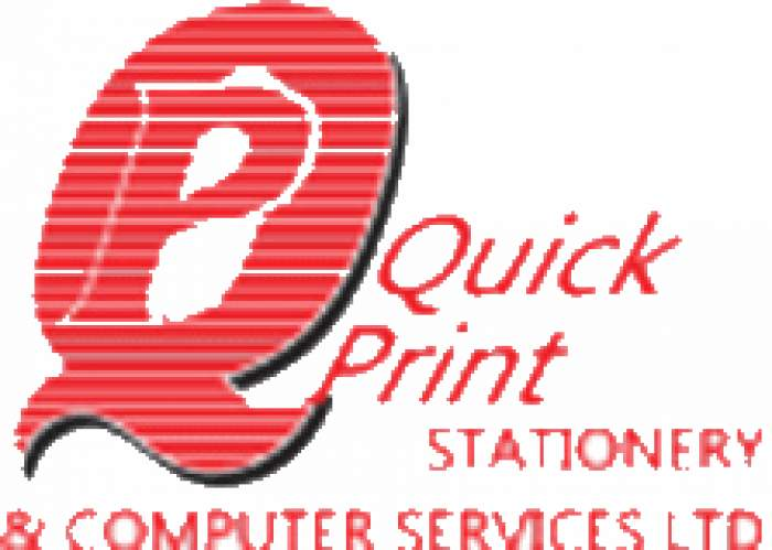 Quick Print Stationery & Computer Services Ltd logo