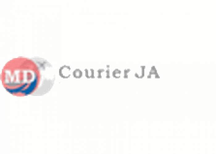 MD Courier Jamaica logo