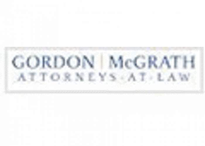 Gordon McGrath logo