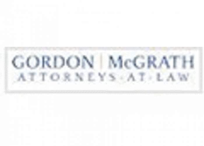 Gordon McGrath logo