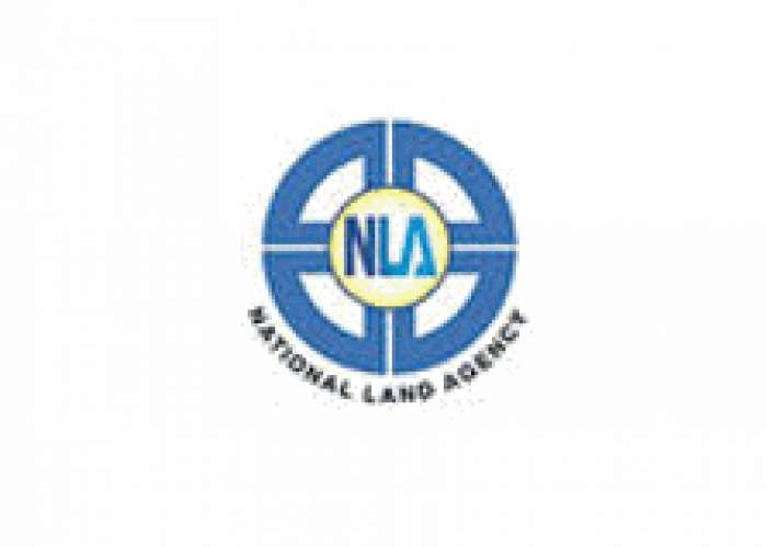 National Land Agency logo