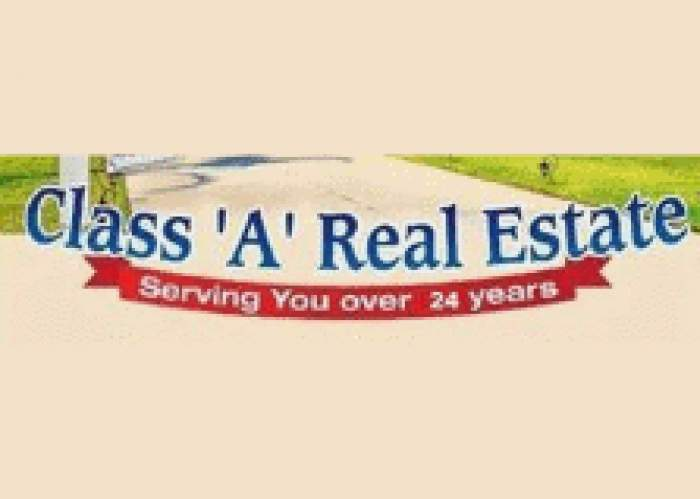 Class A Real Estate logo