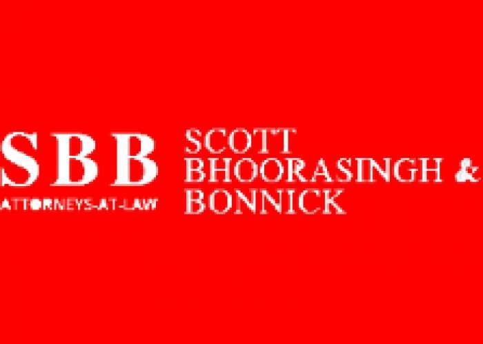 Scott Bhoorasingh & Bonnick logo