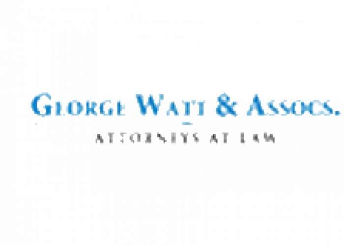 Watt George & Associates logo