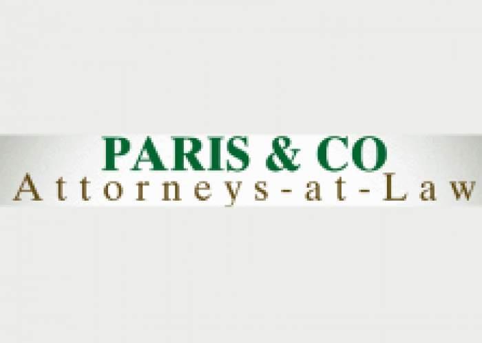 Paris & Company logo
