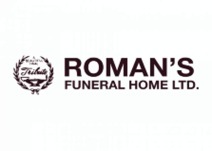 Roman's Funeral Home Ltd logo