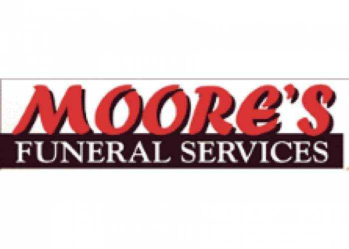 Moore's Funeral Services logo