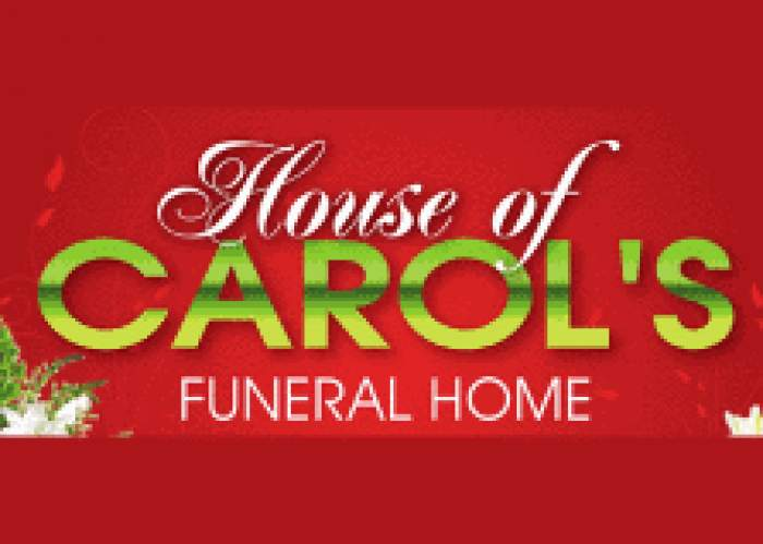 House of Carol's Funeral Home logo