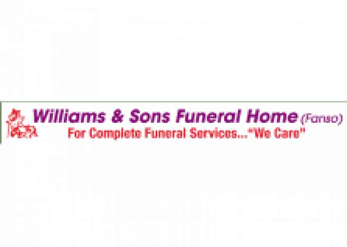 Williams & Sons Funeral Home (Fanso) logo