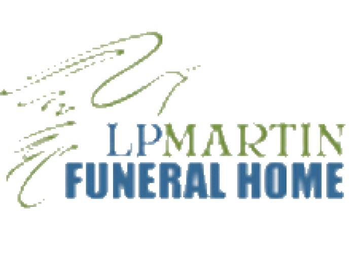 L P Martin Funeral Home logo