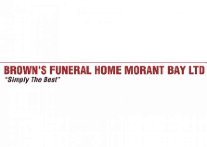 Brown's Funeral Home Morant Bay Ltd logo