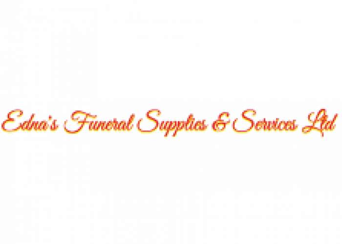 Edna's Funeral Supplies & Services Ltd logo