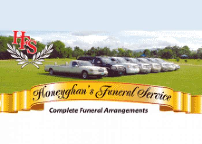 Honeyghan's Funeral Services logo