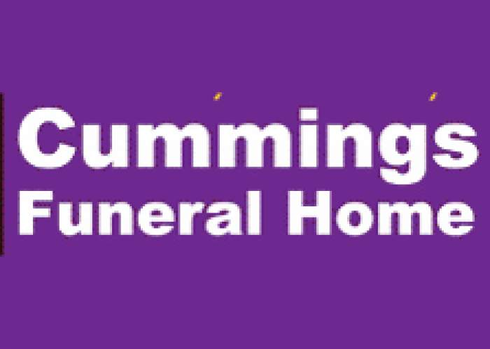 Cummings Funeral Home logo