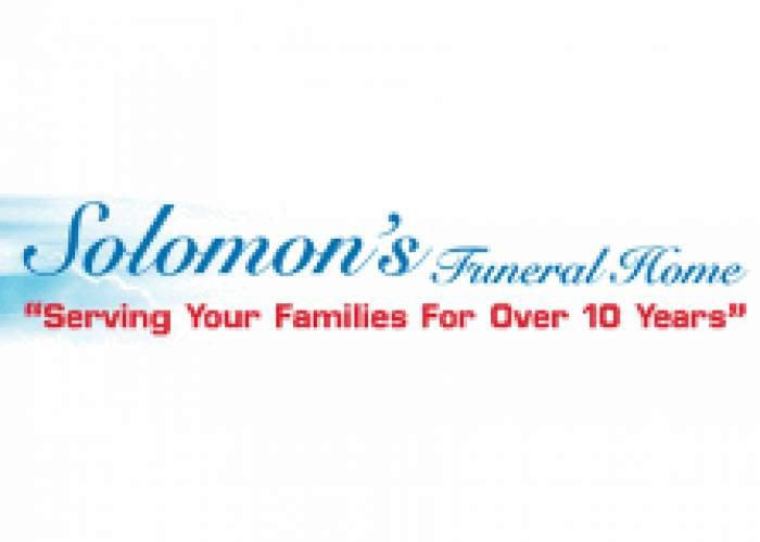 Solomon's Funeral Home logo