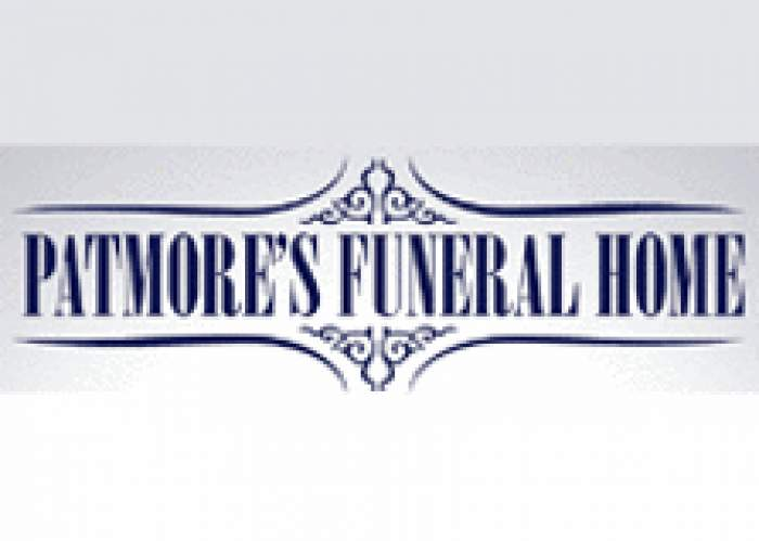 Patmore's Funeral Home logo