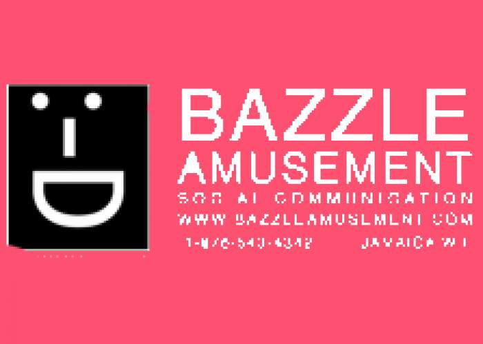 BAZZLE Amusement logo