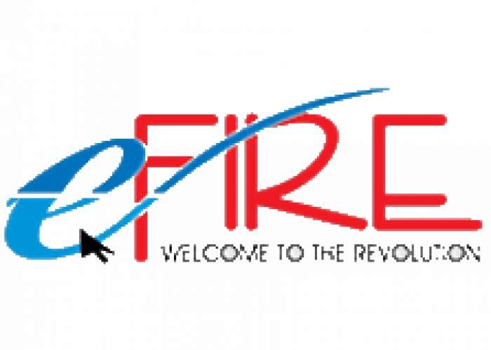 E-Fire logo