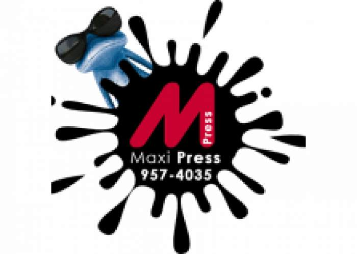 Maxi Press Limited logo