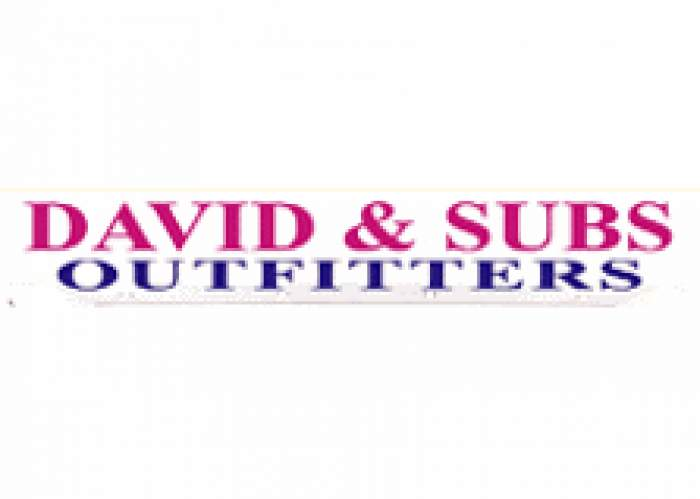 David & Subs Outfitters logo