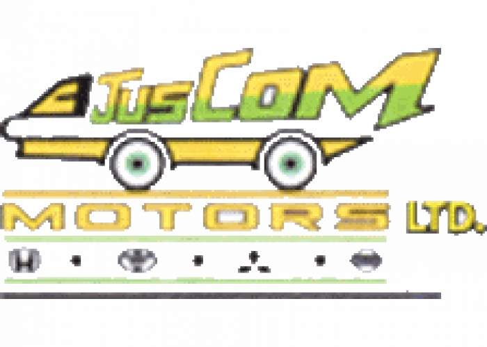 Jus Com Motors Ltd logo
