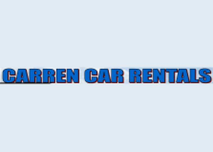 Carren Car Rental logo