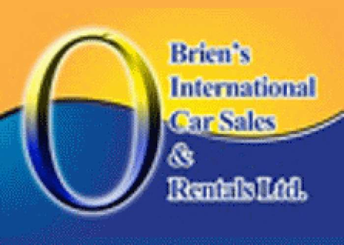 O'Briens International Car Sales & Rental Ltd logo