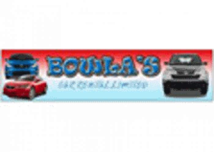 Bowla's Car Rental Ltd logo