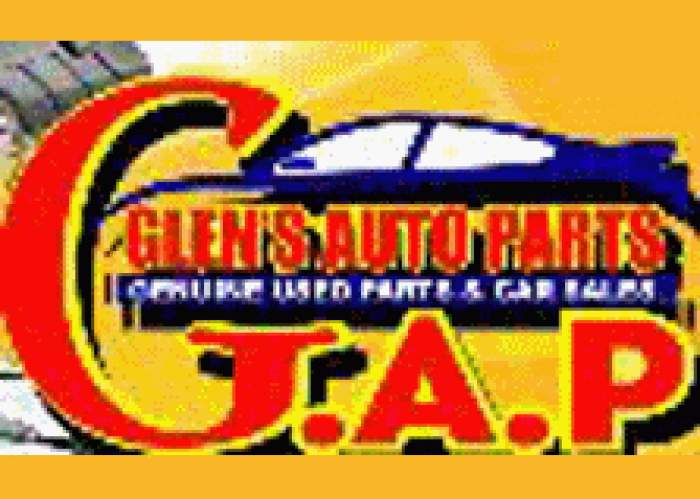 Glen & Son's Used Auto Parts Limited logo