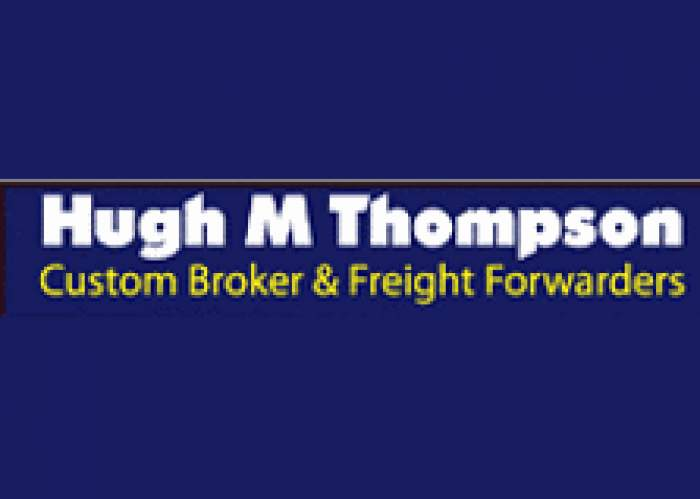 Hugh M Thompson & Company logo