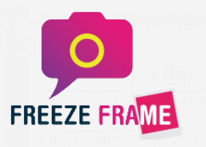 Freeze Frame Photo Booth Jamaica logo