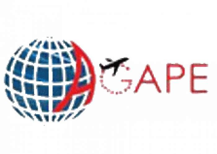Agape Courier International logo