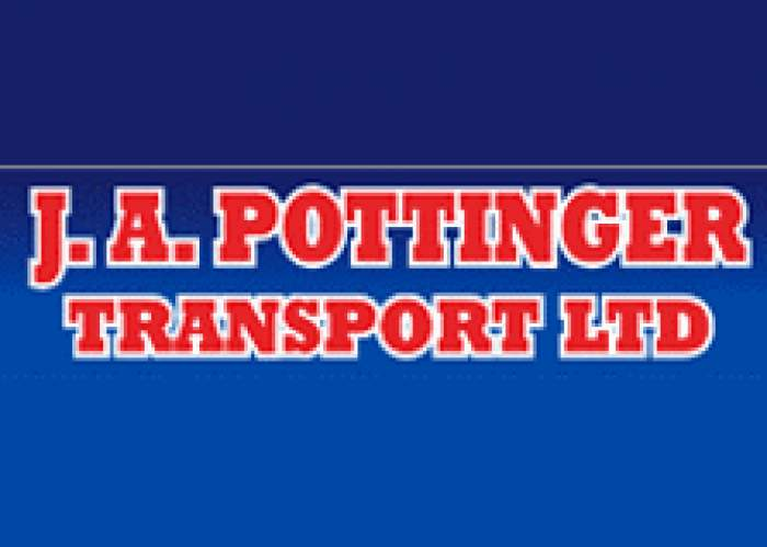 J. A. Pottinger Transport Ltd logo