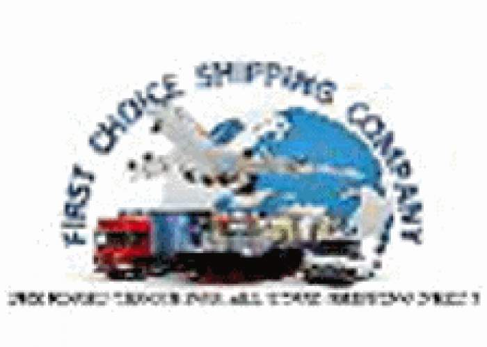 First Choice Shipping Company logo