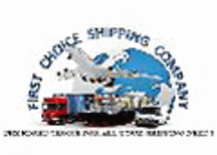 First Choice Shipping Company logo
