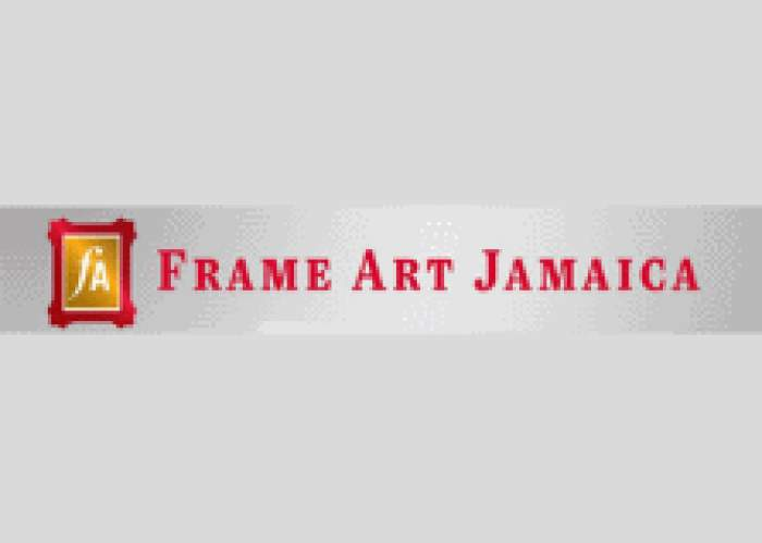 Frame Art Jamaica logo
