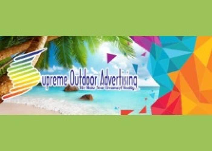 Supreme Outdoor Advertising logo