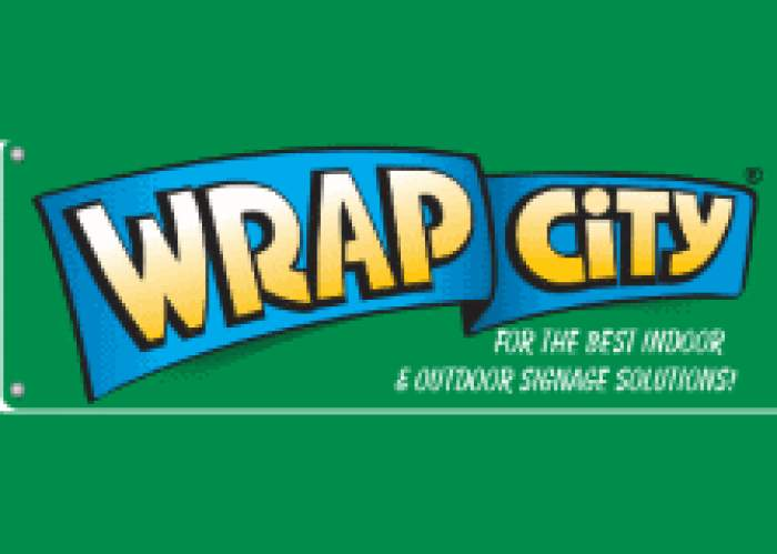 Wrap City logo