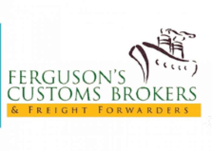 Ferguson's Customs Broker & Freight Forwarders logo