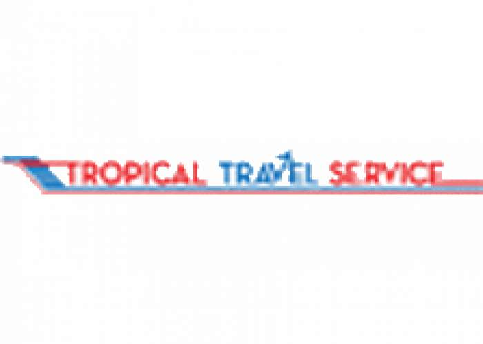 Tropical Travel Service logo