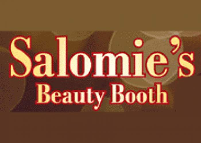 Salomie's Beauty Booth logo