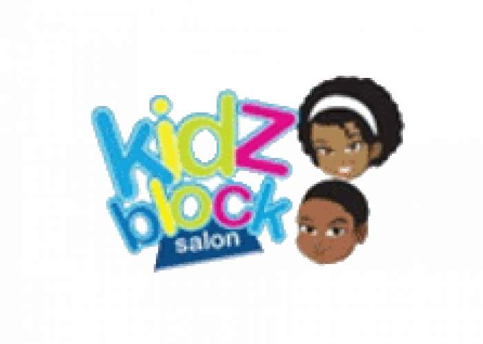 Kidz Block Salon logo