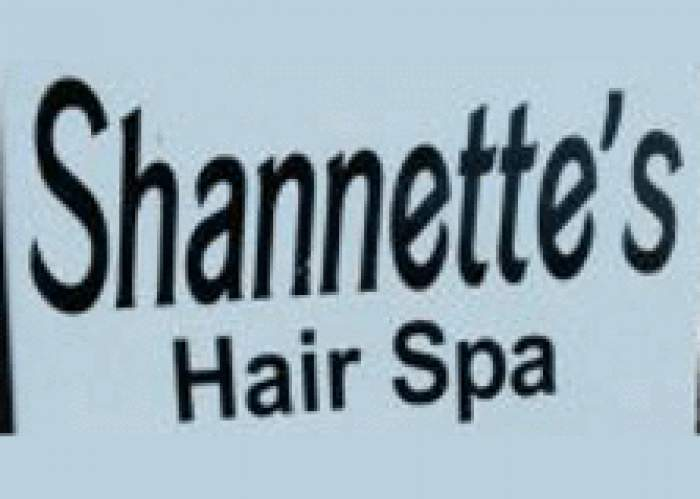 Shanette Hair Spa logo