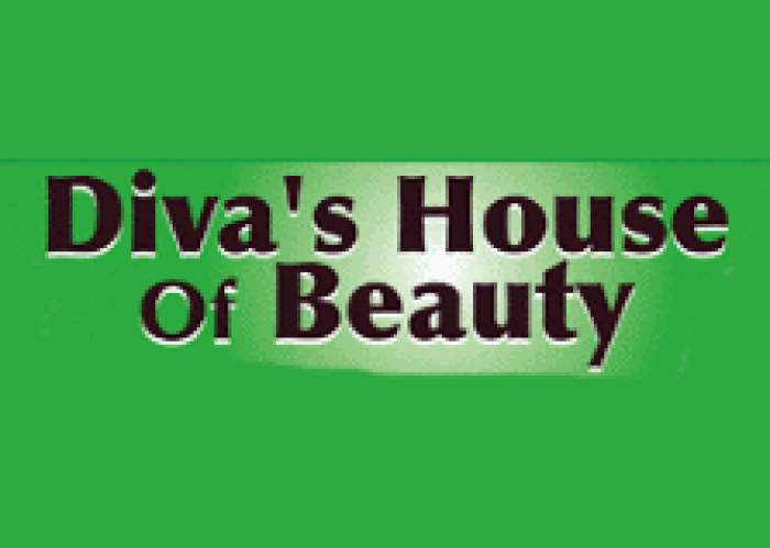 Diva's House Of Beauty logo