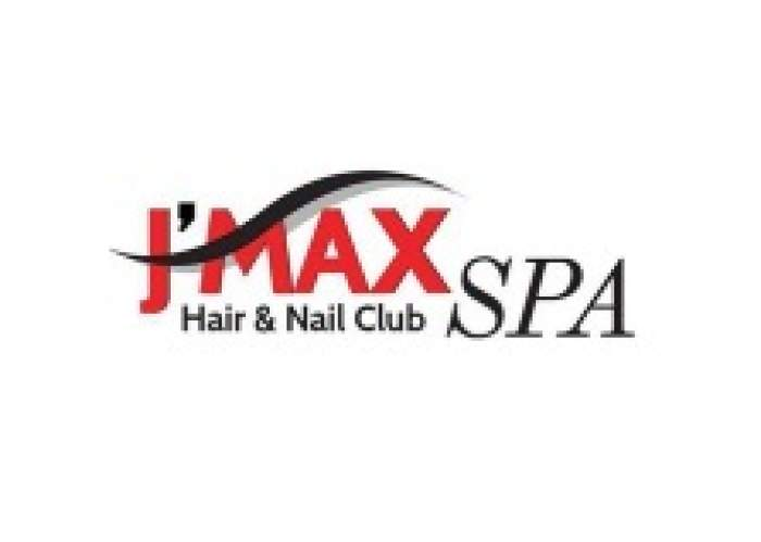 J'Max Hair & Nail Club logo